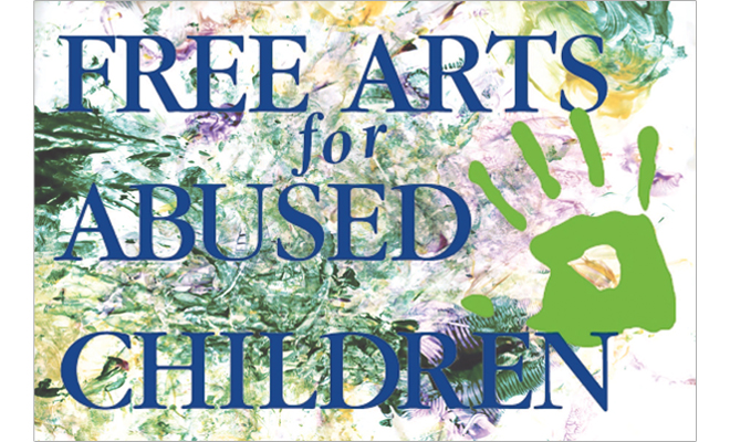Free Arts Postcard Invitation